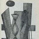 Umschlag, Illustrationen: Almanach auf das Jahr des Herrn 1962. (15. Folge) Herausgeber: Fr. Wittig – 10 Bildern von W. Zöhl